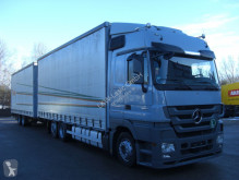 Camion remorque savoyarde occasion Mercedes Actros 2541LL 6X2 KOMLETTER ZUG