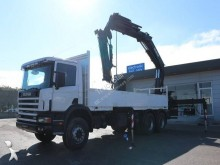 Camião estrado / caixa aberta Scania P 94P310