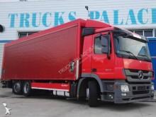 Camião cortinas deslizantes (plcd) Mercedes Actros 2541 L