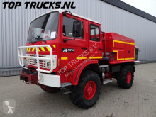 camion Renault M150 feuerwehr - fire brigade - brandweer - water tank- pomp