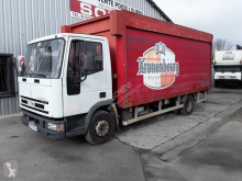 camion fourgon brasseur Iveco