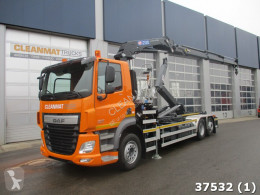DAF CF FAN 410 tweedehands haakarmsysteem