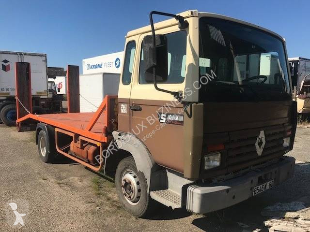 Voir les photos Camion Renault Gamme S 140