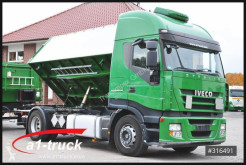 хенгер Iveco AS190S42 Standlklima, 2 Seitenkipper,
