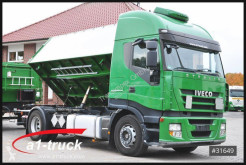 camion Iveco AS190S42 Standlklima, 2 Seitenkipper,