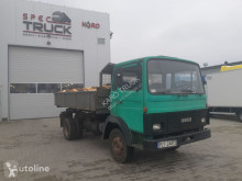 Camion Iveco Magirus Deutz M 130, Full Steel, Tipper, Hook benne occasion