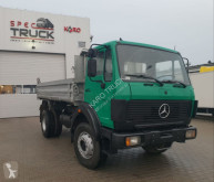 camion nc MERCEDES-BENZ - SK 1625, V8 motor !!! , full Stell, 4x4, Manual
