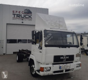 Camião chassis MAN L-2000, 8.153, full Stell, 7 meters