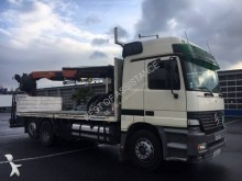 Mercedes Actros 2540 L truck used flatbed