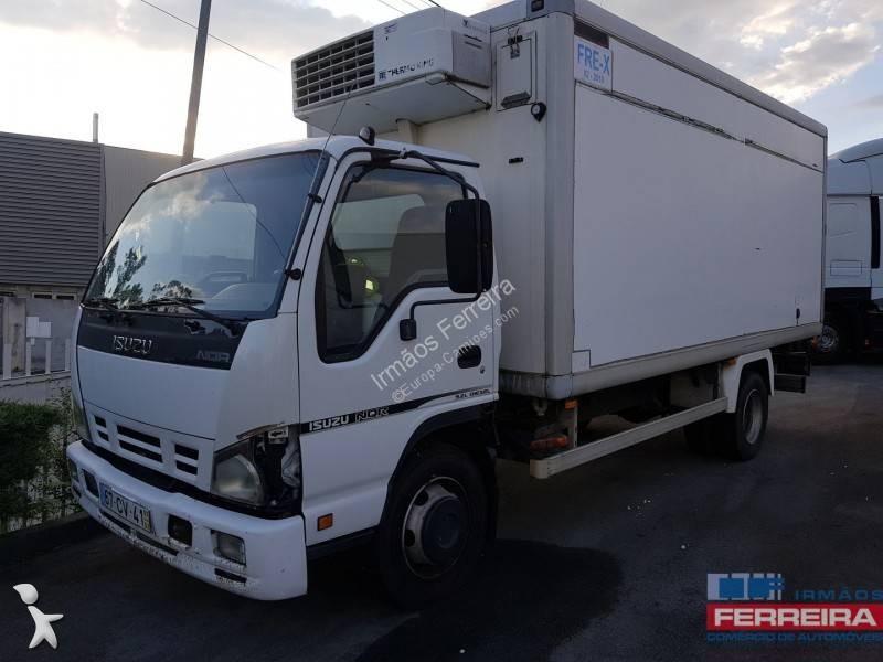 Vedere le foto Camion Isuzu NQR 75