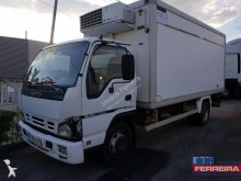 Isuzu mono temperature refrigerated truck NQR 75