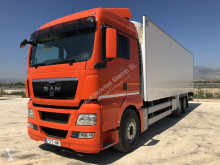MAN refrigerated truck TGX 26.400