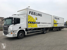 Scania P 360 trailer truck used box
