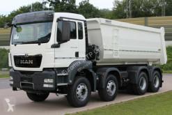 Camion multibenne MAN 41.400 8x4 / MuldenKipper EUROMIX 20m³/ EURO 3
