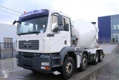 Camion MAN TGA 32.400 calcestruzzo rotore / Mescolatore usato