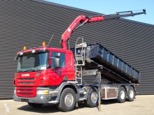 Camion porte containers occasion Scania P 400
