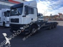 MAN TGA 35.440 truck used chassis