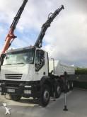 Camión Iveco Eurotrakker 410 volquete usado