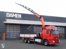 Mercedes Actros 2548 truck used flatbed