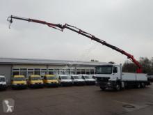 camion Mercedes Actros 2536 - DPF - KLIMA - TIRRE EURO 222 19,6m