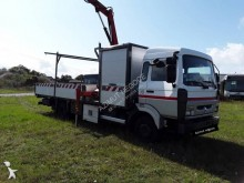 Renault flatbed truck 110-150