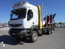 Camion Renault Kerax 520.26 grumier occasion