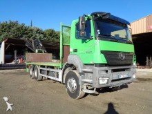 Mercedes 2636 truck used flatbed