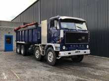 Volvo F89 truck used tipper