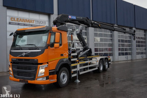 Volvo FM 410 truck used hook arm system