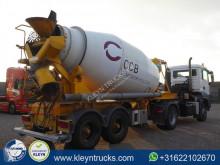 MOL betonkeverő beton pótkocsis szerelvény
