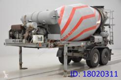 camion nc Mixer 9 m³