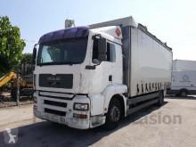 Camión MAN 18.350 lona corredera (tautliner) usado