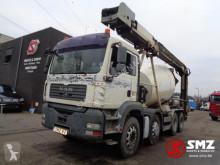 MAN TGA 32.350 truck used concrete mixer