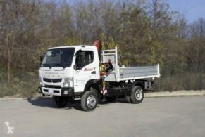 Mitsubishi fuso-6c18 4×4 truck used