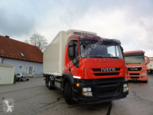 Iveco AT260S45Y/FS EEV Lenkachse Standklima truck used refrigerated