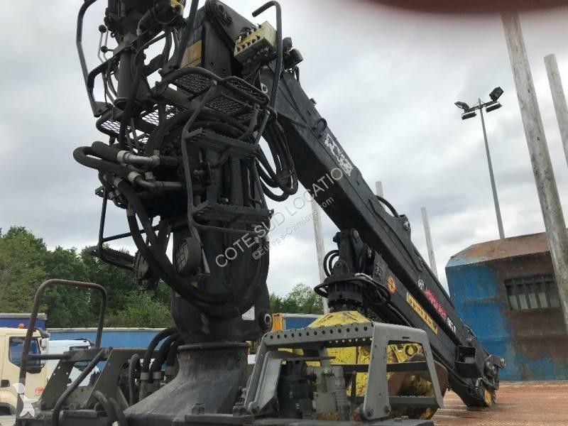 Bekijk foto's Vrachtwagen Renault Kerax 460.26