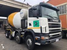 Грузовик Scania R124 470 техника для бетона бетоновоз / автобетоносмеситель б/у
