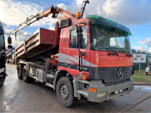 Camion Mercedes Actros 3348 polybenne occasion