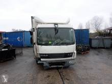 Camion DAF LF45 180 fourgon polyfond accidenté