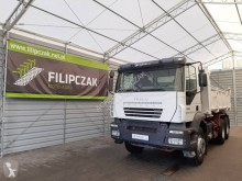 Iveco Trakker 380 truck used tipper