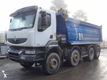 Camion benne Enrochement occasion Renault Kerax 450