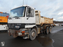 Mercedes two-way side tipper truck Actros 3331