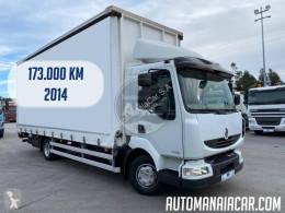 Renault tautliner truck Midlum 220 DXI