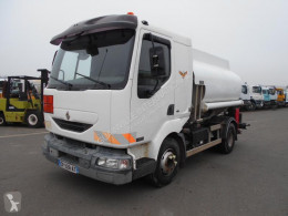 Camion citerne hydrocarbures occasion Renault Midlum 180