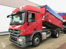 Mercedes three-way side tipper truck Actros 1844 L 4x2 1844 L 4x2, EEV, Retarder, Getreidekipper, MP3