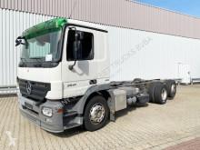 Kamión podvozok Mercedes Actros 2541 L 6x2 2541 L 6x2 mit Lift-/Lenkachse