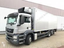 Camion MAN TGS 26.400 6x2-4 LL 26.400 6x2-4 LL Kühlkoffer, Carrier, LBW, Lenkachse