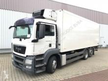 Camión MAN TGS 26.400 6x2-4 LL 26.400 6x2-4 LL Kühlkoffer, Carrier, LBW, Lift-/Lenkachse frigorífico usado
