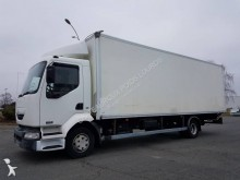 Renault Midlum 220.12 truck used plywood box