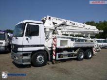 Camion Mercedes Actros 2631 calcestruzzo betoniera mescolatore + pompa usato
